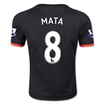 Manchester United 15/16 MATA Youth Third Soccer Jersey