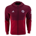 Bayern Munich Full-Zip Hoody