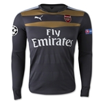 Arsenal 15/16 UCL LS Keeper Jersey