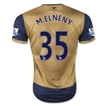 Arsenal 15/16 M.ELNENY Away Soccer Jersey