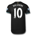 Arsenal 15/16 WILSHERE Cup Soccer Jersey