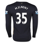 Arsenal 15/16 M.ELNENY LS Cup Soccer Jersey