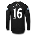 Arsenal 15/16 RAMSEY LS Cup Soccer Jersey