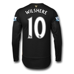 Arsenal 15/16 WILSHERE LS Cup Soccer Jersey