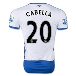 Newcastle United 15/16 CABELLA Home Soccer Jersey