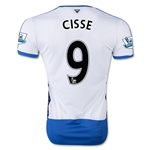 Newcastle United 15/16 CISSE Home Soccer Jersey