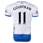 Newcastle United 15/16 GOUFFRAN Home Soccer Jersey