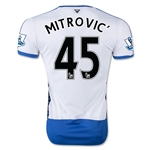 Newcastle United 15/16 MITROVIC Home Soccer Jersey