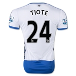 Newcastle United 15/16 TIOTE Home Soccer Jersey