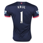 Newcastle United 15/16 KRUL Third Soccer Jersey