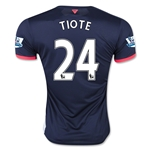 Newcastle United 15/16 TIOTE Third Soccer Jersey