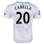 Newcastle United 15/16 CABELLA Away Soccer Jersey