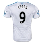 Newcastle United 15/16 CISSE Away Soccer Jersey