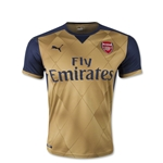Arsenal 15/16 Youth Away Soccer Jersey