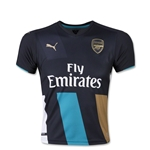 Arsenal 15/16 Youth Cup Soccer Jersey