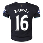 Arsenal 15/16 RAMSEY Youth Cup Soccer Jersey