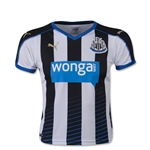 Newcastle 15/16 Youth Home Soccer Jersey