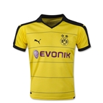 Borussia Dortmund 15/16 Youth Home Soccer Jersey