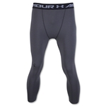 Under Armour HeatGear Armour Compression Legging (Dk Gray)