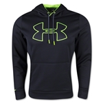 Under Armour Storm Armour Fleece Big Logo Hoody (Bk/Fg)