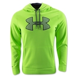 Under Armour Storm Armour Big Logo Hoody (Gr/Sv)