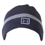 Under Armour Cuff Sideline Beanie (Black)