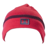Under Armour Cuff Sideline Beanie (Red)