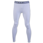 Under Armour ColdGear Armour Compression Legging (White)