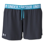 Under Armour Women's Play Up Short (Sv/Ro)