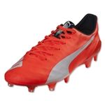 PUMA evoSPEED SL FG (Lava Blast/White/Total Eclipse)