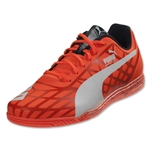 PUMA evoSPEED Star IV (Lava Blast/White/Total Eclipse)