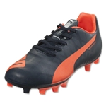 Puma evoSpeed 5.4 FG Junior (Total Eclipse/Lava Blast)