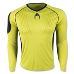 HO Soccer Legend II Goalkeeper Jersey (Lime)