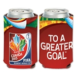 FIFA Women's World Cup Canada 2015(TM) Can Coozie