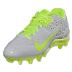 Nike Women's Speedlax 4 Limited Edition Cleats (White/Volt)