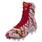 Under Armour Maryland Lax Highlight MC (Red/White)