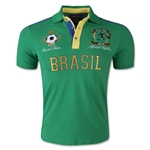 Absolute Rebellion Brasil 2015 Polo (Green)