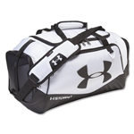 Under Armour Undeniable SM Duffle Bag II (White)