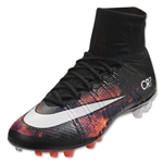 Nike Mercurial Superfly CR AG-R (Black/White/Bright Crimson)