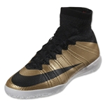 Nike Mercurial X Proximo Street IC (Metallic Gold/Black)