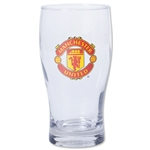 Manchester United Pint Glass