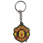 Manchester United Rubber Key Chain
