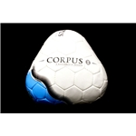 Corpus Training Soccer Training Ball-Heart (Royal)