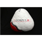Corpus Training Soccer Youth Training Ball-Heart (Red)
