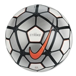 Nike Strike 16 Ball (White/Silver)