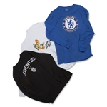 WorldSoccerShop.com Mystery Long Sleeve T-Shirt Grab Bag