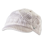 adidas Women's Heaven Brimmer Hat (White/Gray)