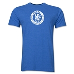 Chelsea Distressed T-Shirt (Heather Royal)