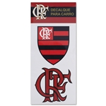 Flamengo Car Decals