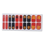 Manchester United Nail Stickers